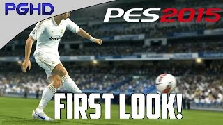 PES 2015 Demo! - First Look! (Gameplay Commentary)