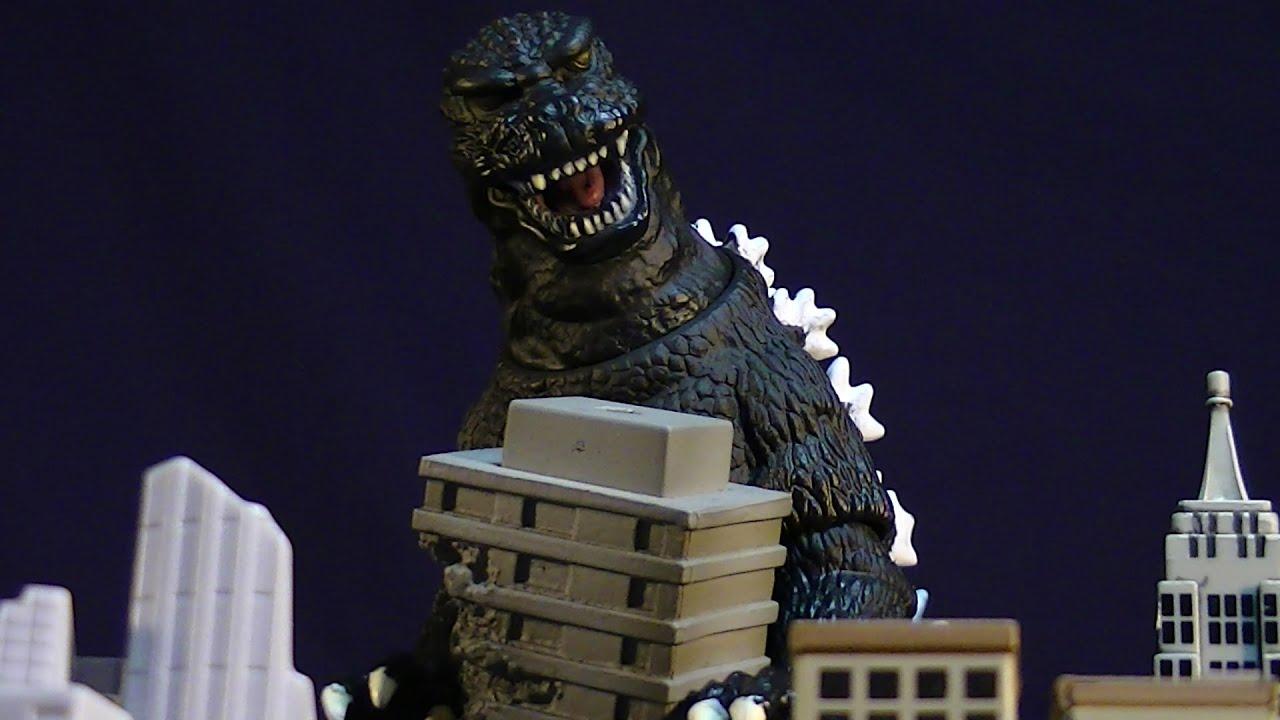 Bootleg Godzilla 1984 1985 50th Anniversary Memorial Box