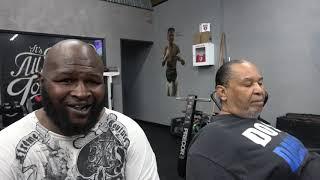 What Happened to James Toney in That John Ruiz Fight? EsNews Boxing