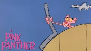 "The Pink Panther in ""The Pink Blueprint"""