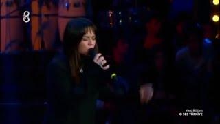 Lütfiye Özipek - Roxanne / O Ses Türkiye (Sting Cover)