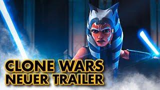 Neuer CLONE WARS TRAILER! - Star Wars: The Clone Wars - Offizieller Trailer
