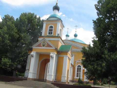 Свято Никольский храм в Ракитном белгородская область