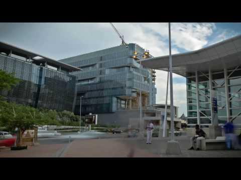 Time-lapse Johannesburg
