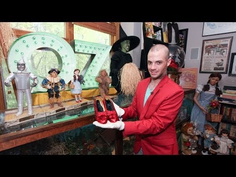 Wizard Of Oz Collector: Super Fan Spends £120,000 On Memorabilia