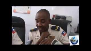 commissaire calixte sur l arrestation de black