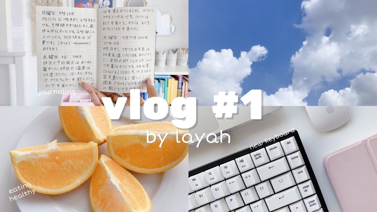 Download (vlog#1)10H studying for a new term  room tour  journaling in Japanese  unboxing  study vlog 📝