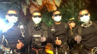 Thai cave rescue is over, but physical recovery continues