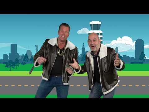 Double DJ's - We Zien Ze Vliegen