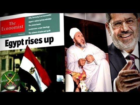 تعليق الشيخ كشك على مقال جريدة الإيكونوميست الذي تنبأ بتولي الاخوان المسلمين حكم مصر