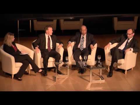 """""""Climate conversation: National security and climate change"""" at Climate Week NYC 2014"""