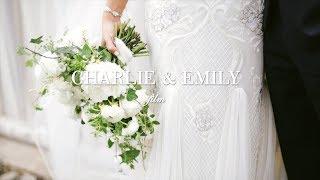 CHARLIE + EMILY WEDDING VIDEO AT BRIDGEPORT ART CENTER