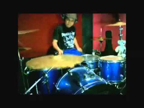 Endank Soekamti - Mantan Jadi Teman Cover drum