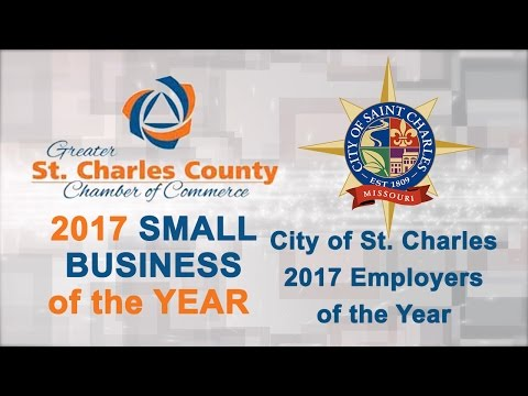 2017 Chamber Small Business of the Year/City Employers of the Year