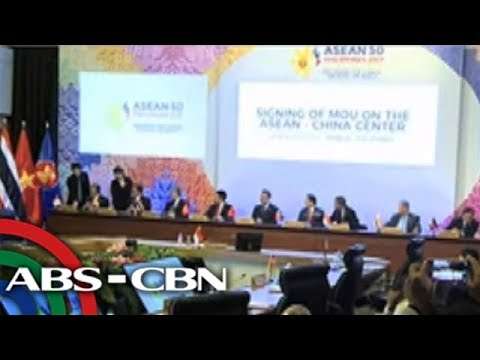 Early Edition: China's condition on sea code framework 'unfair' for ASEAN: analyst