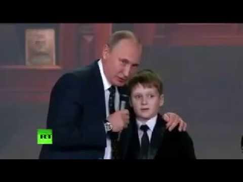 Путин Граница России нигде не заканчивается