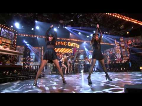 "Thumbnail: Paula Abdul & Jenna Dewan-Tatum Perform ""Cold-Hearted"" on Lip Sync Battle"