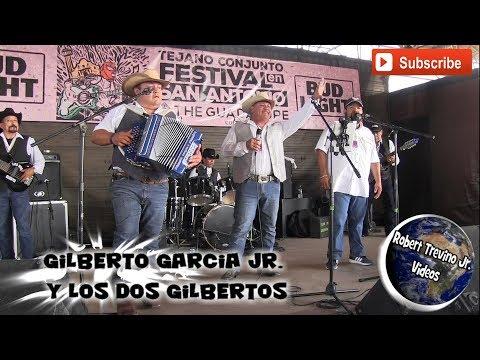 Gilberto Garcia Jr.  y Los Dos Gilbertos at The Tejano Conjunto Festival 2018