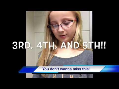 Bulldog Broadcast #1 - Montevallo Elementary School's Student Lighthouse Team