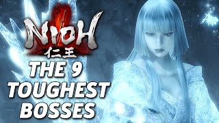 How To Beat Nioh's 9 Toughest Bosses