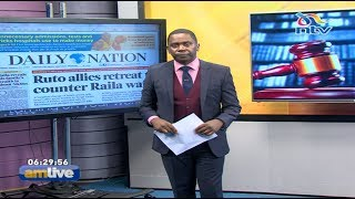 NTV Kenya Livestream || AM Live with Debarl Inea