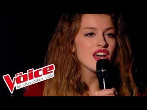 Lorde – Team | Manon Palmer | The Voice France 2015 | Blind Audition
