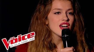 The Voice 2015│Manon Palmer - Team (Lorde)│Blind Audition