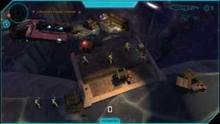 Halo : Spartan Assault Lite - Gameplay