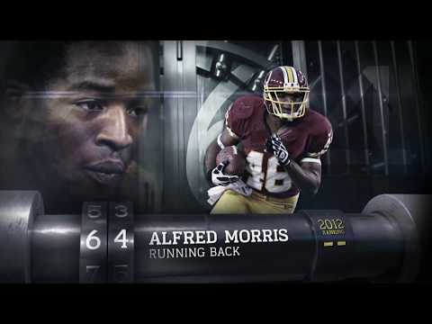 #64 Alfred Morris (RB, Redskins) | Top 100 Players of 2013 | NFL