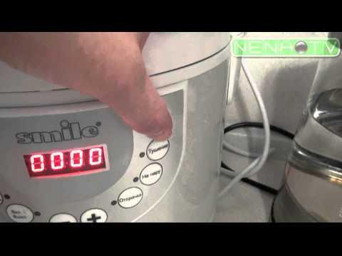 Печем кекс в мультиварке