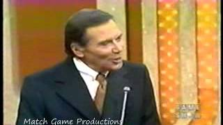Match Game PM (Episode 7) (Banned Episode) (Burns and Cuts)