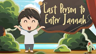Last Person to Enter Jannah