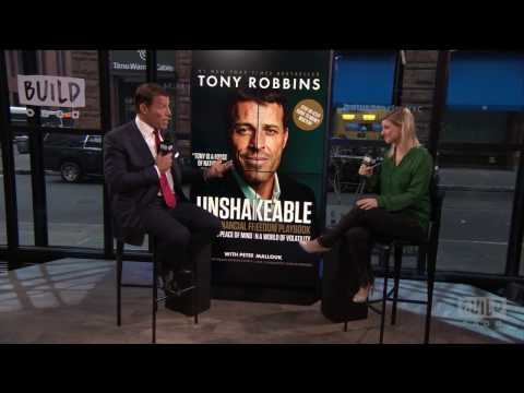 Tony Robbins On  UNSHAKEABLE  Your Financial Freedom Playbook