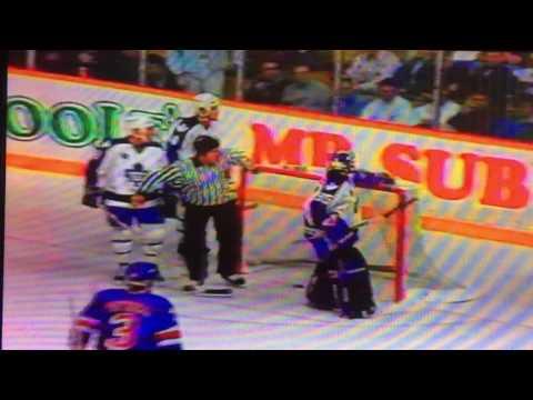 1991 nhl season highlights tsn