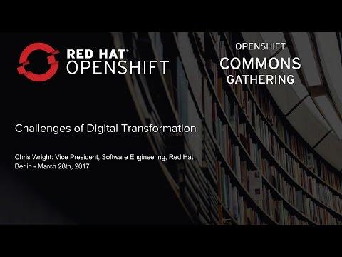 OCG Berlin 2017 - Challenges of Digital Transformation