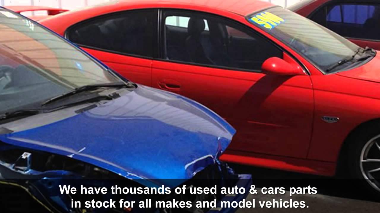 AutoGator - Used Auto Parts & Salvage Vehicles - YouTube