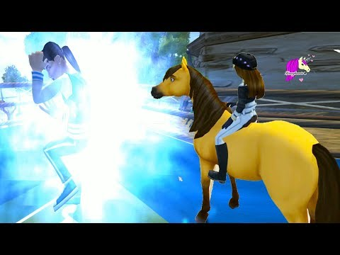 Magic In The Ring !  Epona Quest Star Stable Online Horse Video Game Let's Play