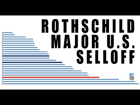 Rothschild Sold Massive Amounts of U.S. Assets and Here's EX