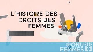Une histoire mondiale des droits des femmes, en 3 minutes