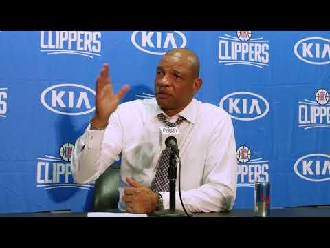 Doc Rivers Postgame Press Conference vs. Boston Celtics 1-24-18