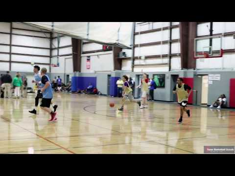 """Andrew Reed C/O 2018 """"Mark Your Moment"""" Basketball Showcase"""