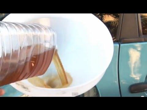 La gasolina para el motor 4a fe