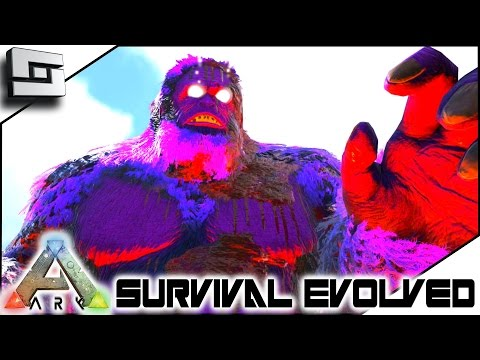 ARK: Survival Evolved - IMMORTAL BOSS BATTLES! E16 ( Modded Ark Eternal )
