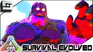 ARK: Survival Evolved - IMMORTAL BOSS BATTLES! E16 ( Modded Ark Eternal )