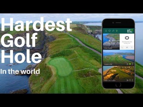 Old Head Golf Links Hole 12   Par 5   554 yards