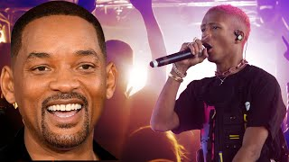 "Will Smith Performs At Coachella with Jaden Smith ""icon"" Twice"