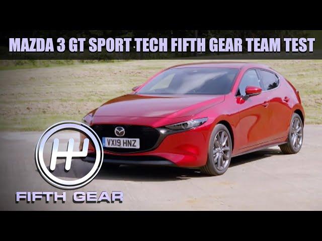 Mazda 3 Team Test   Fifth Gear