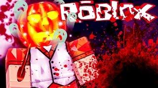 ROBLOX Halloween / Assassin! / PUMPKIN MURDER ?! ( Assassin Knife Code )