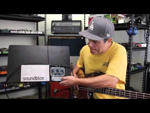 Demo: The Soundblox 2 OFD Bass microModeler