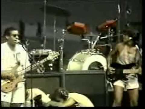 Jorge ben Jor Taj Mahal - Mixto Quente - Tv Globo 1986